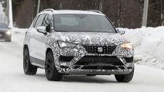 Nuova Seat Ateca: motorizzazioni anche ibride