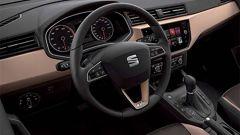 Nuova Seat Ibiza 2017: interni più moderni e infotainment mutuato dalla Leon
