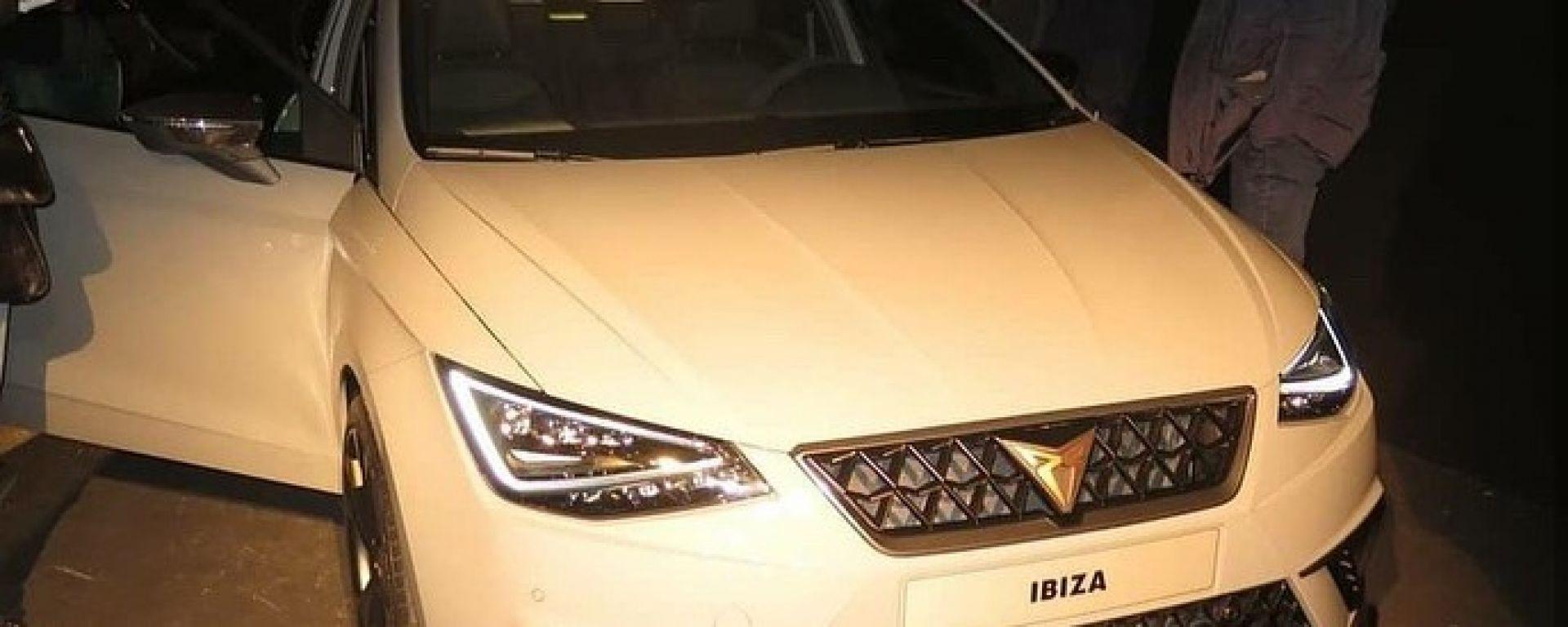 Sorpresa: è questa la nuova Seat Ibiza Cupra?
