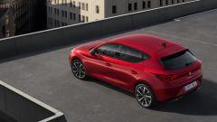Nuova Seat Leon 2020: dettaglio posteriore