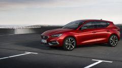 Nuova Seat Leon 2020: il 3/4 anteriore