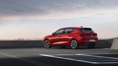 Nuova Seat Leon 2020: il 3/4 posteriore