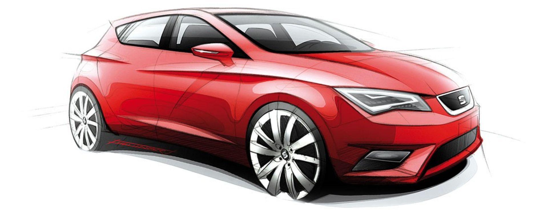 Nuova Seat Leon: nel 2020 sarà ibrida plug-in