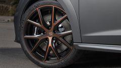 Nuova Seat Leon Cupra R: dettaglio dei freni Brembo