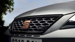 Nuova Seat Leon Cupra R: dettaglio del frontale