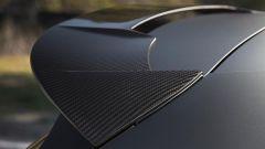 Nuova Seat Leon Cupra R: dettaglio dell'alettone posteriore