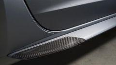 Nuova Seat Leon Cupra R: dettaglio delle minigonne