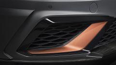 Nuova Seat Leon Cupra R: dettaglio delle prese d'aria