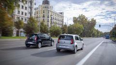 Nuova Seat Mii Electric: una vista posteriore dinamica