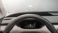Nuova Skoda Enyaq iV: il nuovo head-up display