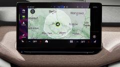 Nuova Skoda Enyaq iV: lo schermo da 13