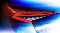 Nuova Skoda Fabia 2021: i gruppi ottici posteriori