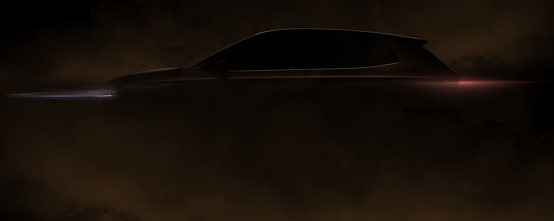 Nuova Skoda Fabia 2021: la prima immagine teaser