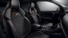 Nuova Skoda Kodiaq RS 2019: i sedili hanno fianchetti molto pronunciati
