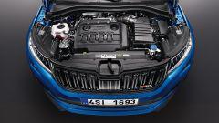 Nuova Skoda Kodiaq RS 2019: il motore
