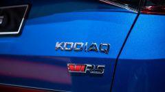 Nuova Skoda Kodiaq RS: le mostrine