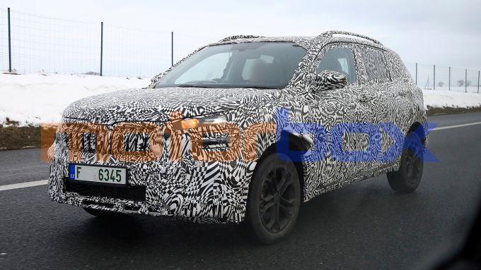 Nuova Skoda Kushaq 2021: il SUV medio dedicato al mercato indiano
