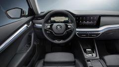 Nuova Skoda Octavia 2020: la plancia