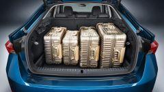 Nuova Skoda Octavia: il vano posteriore