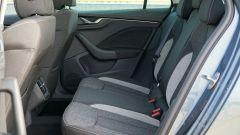 Nuova Skoda Scala 1.6 TDI Style DSG: il divanetto posteriore