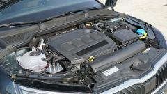 Nuova Skoda Scala 1.6 TDI Style DSG: il motore quattro cilindri TDI da 116 CV