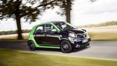 Smart Forfour Electric Drive: prova, dotazioni, prezzi