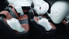 Nuova Ssangyong Rexton 2017: 9 airbag di serie
