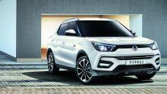 SsangYong Tivoli: ecco il restyling del SUV compatto coreano - Immagine: 1