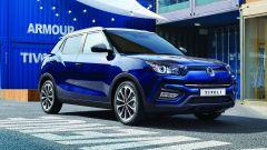SsangYong Tivoli: ecco il restyling del SUV compatto coreano - Immagine: 2