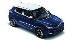 SsangYong Tivoli: ecco il restyling del SUV compatto coreano - Immagine: 5