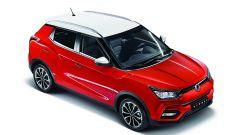 SsangYong Tivoli: ecco il restyling del SUV compatto coreano - Immagine: 8