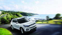 SsangYong Tivoli: ecco il restyling del SUV compatto coreano - Immagine: 11