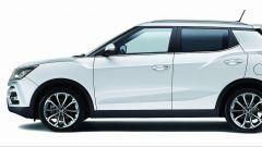 SsangYong Tivoli: ecco il restyling del SUV compatto coreano - Immagine: 15