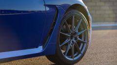 Nuova Subaru BRZ 2022: dettaglio del cerchio