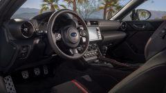 Nuova Subaru BRZ 2022: gli interni