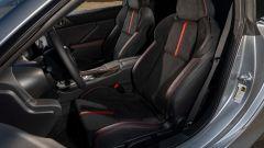 Nuova Subaru BRZ 2022: i sedili anteriori sportivi