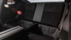 Nuova Subaru BRZ 2022: i sedili posteriori