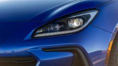 Nuova Subaru BRZ 2022: il nuovo gruppo ottico anteriore