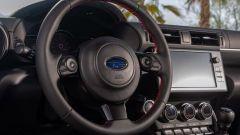 Nuova Subaru BRZ 2022: il volante