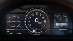 Nuova Subaru BRZ 2022: la nuova strumentazione digitale