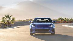 Nuova Subaru BRZ 2022: vita frontale
