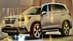 Nuova Subaru Forester 2019: le prime immagini in rete - Immagine: 1