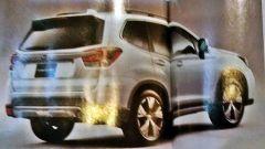 Nuova Subaru Forester 2019: le prime immagini in rete - Immagine: 2