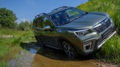 Nuova Subaru Forester, dal 2020 con sistema ibrido e-Boxer