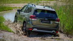 Nuova Subaru Forester e-Boxer, l'ibrida da off-road. Il test - Immagine: 3