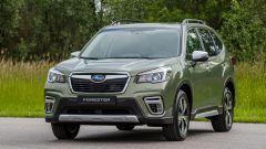 Nuova Subaru Forester e-Boxer, l'ibrida da off-road. Il test - Immagine: 7