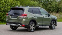 Nuova Subaru Forester e-Boxer, l'ibrida da off-road. Il test - Immagine: 10