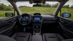 Nuova Subaru Forester e-Boxer, l'ibrida da off-road. Il test - Immagine: 18