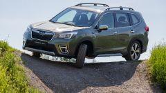 Nuova Subaru Forester e-Boxer, l'ibrida da off-road. Il test - Immagine: 21