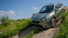 Nuova Subaru Forester e-Boxer, l'ibrida da off-road. Il test - Immagine: 22